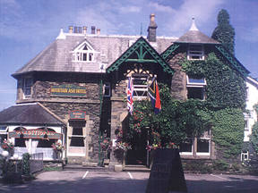 Mountain Ash Hotel, Windermere, Lake District