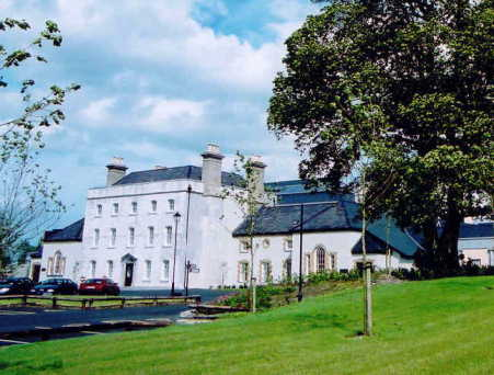 Marriott Johnstown House Hotel, Co Meath