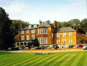 Brandshatch Place Hotel, near Dartford, Kent