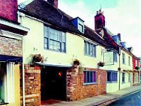 The Whipper in Hotel, Oakham, Leics