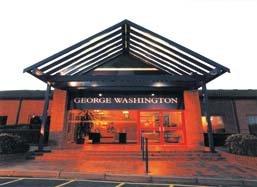 George Washington Hotel Washington England