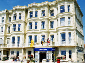 The Kingsway Hotel, Worthing, Sussex