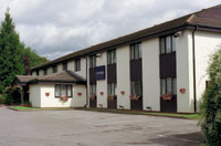 Travelodge Hotel, Pencoed, Wales