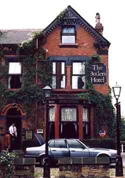 The Butlers Hotel, Leeds
